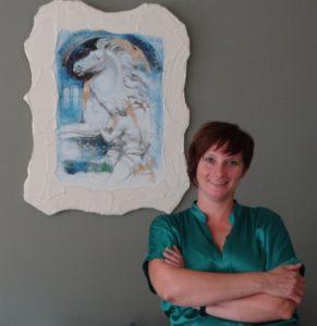 Anita Janssen, oog voor het paard, 3 pilaren van balans, TTouch